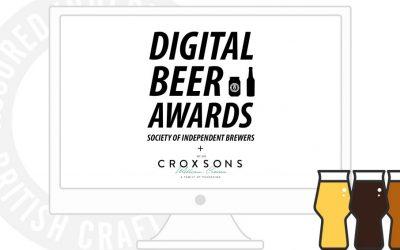 Judging at the Inaugural SIBA Digital Beer Awards